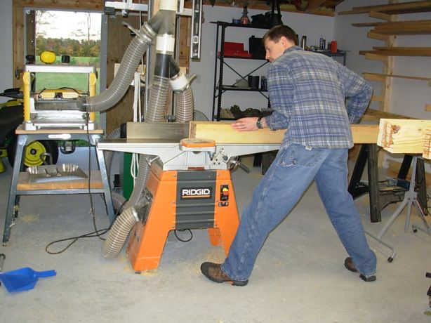 woodcraft jointer
